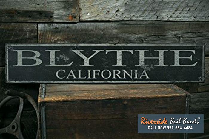 Blythe Bail Bond Store