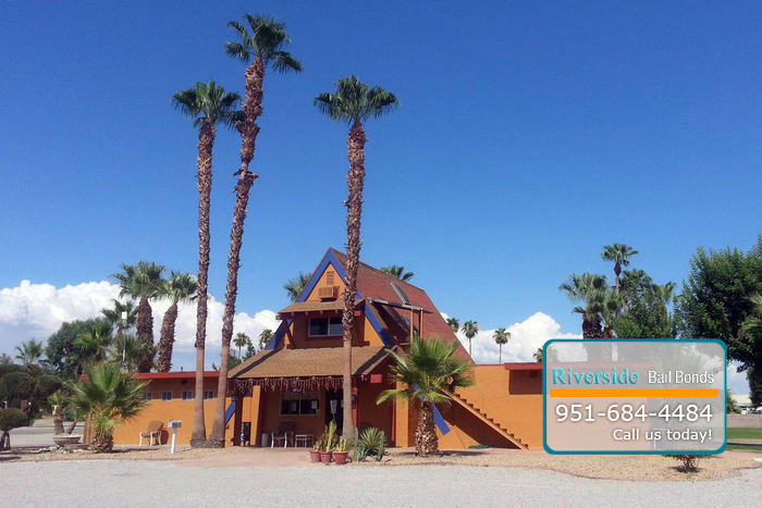 Cathedral City Bail Bond Store