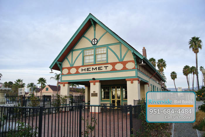 Hemet Bail Bond Store