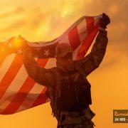 Celebrating Veterans day in Riverside
