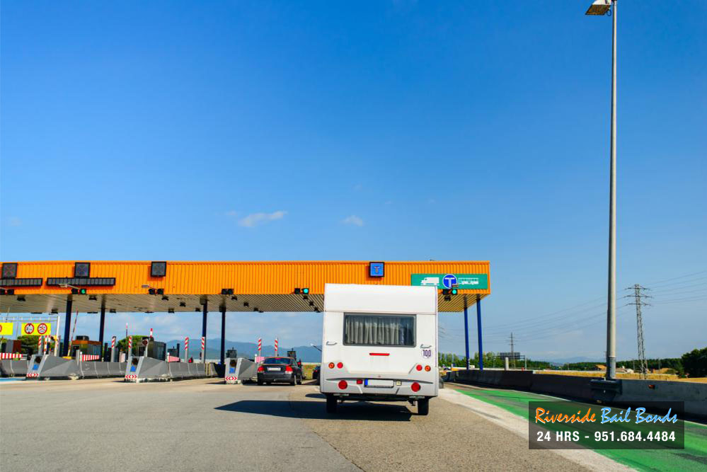 Evading Toll Road Fees
