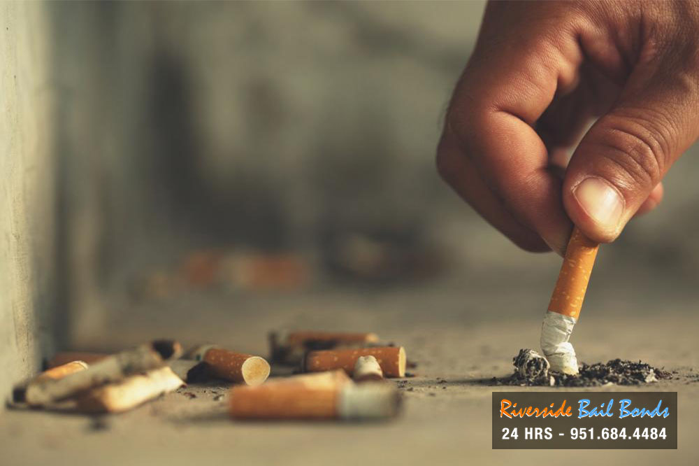 How Cigarette's can start a fire