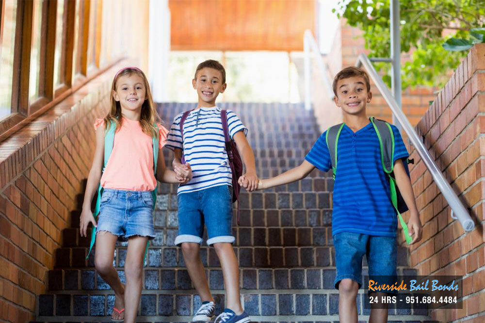 When Can Your Child Walk to School on His or Her Own?