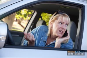 Using a Phone While Driving Is Illegal in California