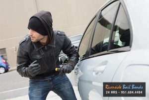 California Car Theft Laws