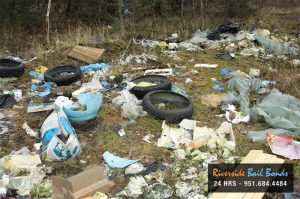 Illegal Dumping Laws in California
