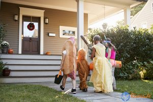 Halloween During Pandemic in California